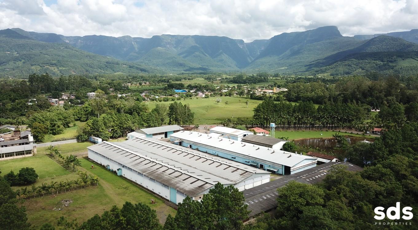 Galpão Industrial Santa Catarina