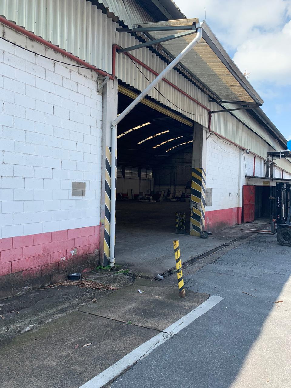 Galpão Logístico Industrial Cotia, SP