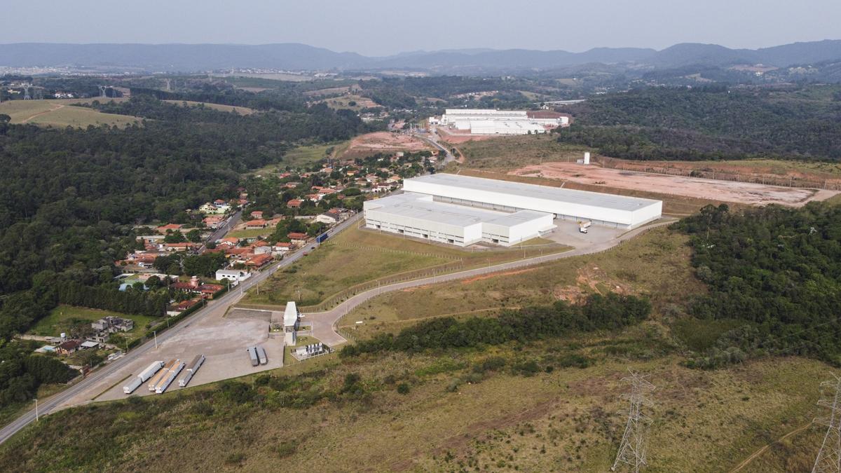 Complexo Industrial Logístico Pamiro, SP