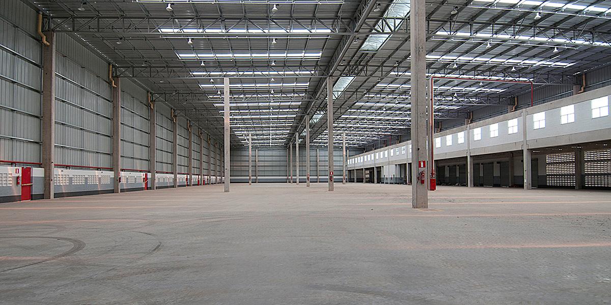 Galpão Industrial Contagem - MG