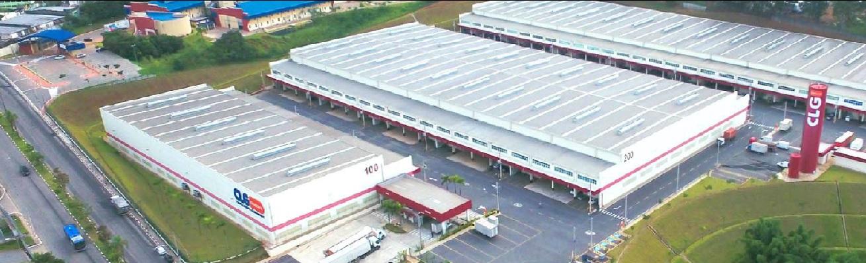 Condomínio Logístico Industrial Guarulhos, SP